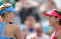 Muguruza e a suspensão de Sharapova: «Nem me lembro dela, é-me indiferente»
