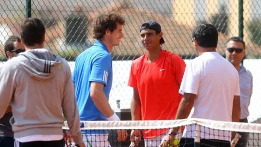 Andy Murray: «Sei que Toni Nadal odeia andar de avião»