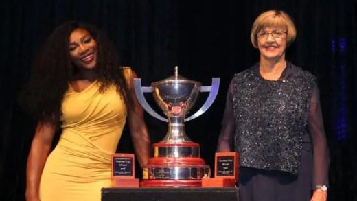 Treinador de Serena 'arrasa' os 24 Grand Slams de Margaret Court: «Os quadros tinham 16 jogadoras e eram todas amadoras…»