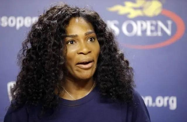 Serena Williams: «Estou muito contente por jogar pela primeira vez desde que sou mãe»