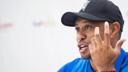 Menos um dia de descanso levou Nadal à derrota, aponta Tiger Woods