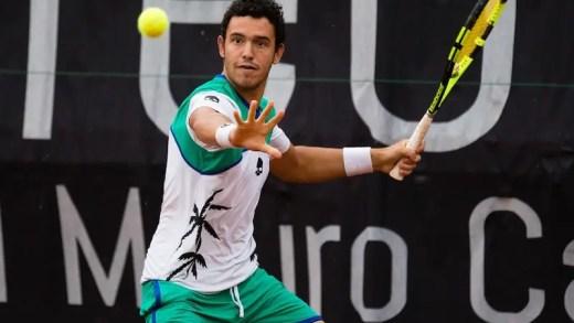 Gonçalo Oliveira segue em frente ao derrotar ex-top 200 no Future de Hammamet