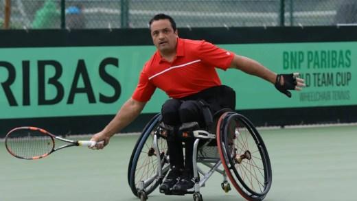 Portugal derrotado pela Hungria na qualificação do Mundial de Cadeira de Rodas