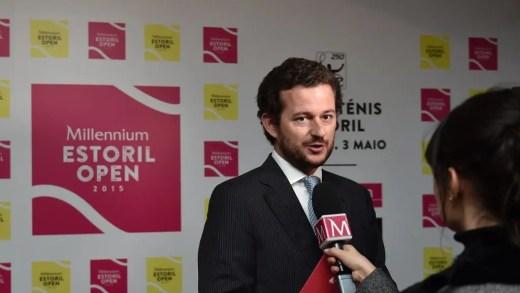 João Zilhão e o futuro do Estoril Open: «A aposta do Millennium é grande e de continuidade»