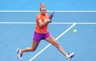 Dois anos depois, Vera Zvonareva está de volta aos torneios WTA