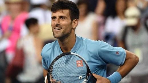 Djokovic confirmado num torneio de exibição em Monte Carlo