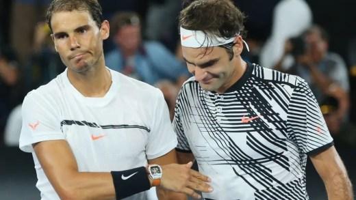 Nadal sobre Federer: «Tem o talento de fazer parece fácil o que é difícil»