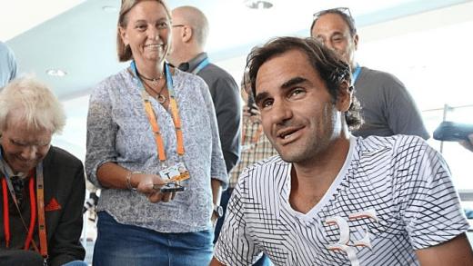 Federer, já em Miami: «É o ano mais 'diferente' de todos na minha carreira»