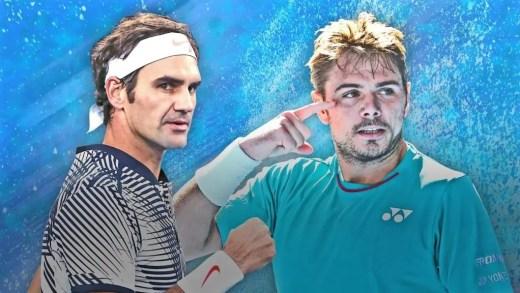 Roger vs. Stan: qualquer um dos dois fará história com o título em Indian Wells