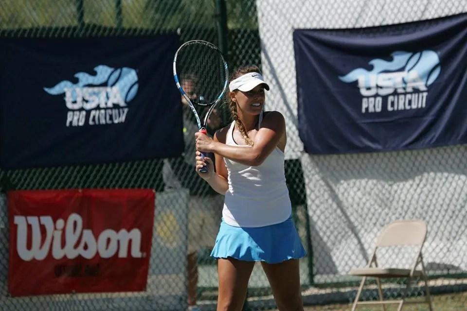 Michelle sobrevive a longa batalha no regresso aos torneios WTA e avança em Monterrey