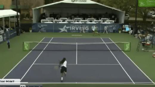 [Vídeo] Pior chamada de um juiz de linha na história do ténis? Borna Coric nem queria acreditar