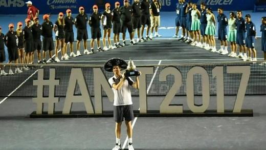 Sam Querrey e o título em Acapulco: «Um torneio que vou recordar para o resto da vida»