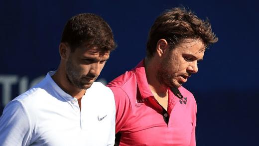 Murray, Djokovic, Nadal (contra Sousa), Thiem (contra Zverevs) e Wawrinka (com Dimitrov) jogam pares em Indian Wells