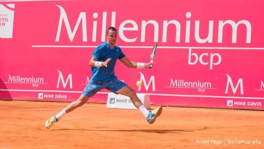 Gonçalo Oliveira continua EM GRANDE e já está nos quartos-de-final em Budapeste
