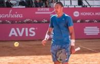 Gonçalo Oliveira avança para a segunda ronda em Breda