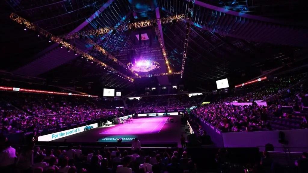 Manchester pode ser a casa do WTA Finals a partir de 2019