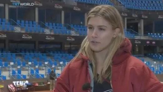 Bouchard atira-se a Sharapova: «É uma batoteira e não devia ter permissão para voltar a jogar»