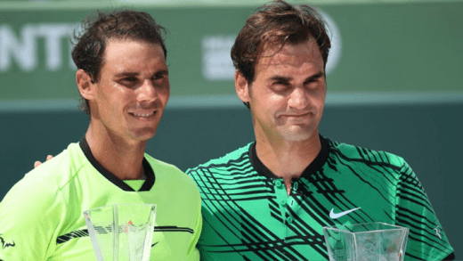 Nadal: «A jogar assim, Federer vai ser número um este ano»