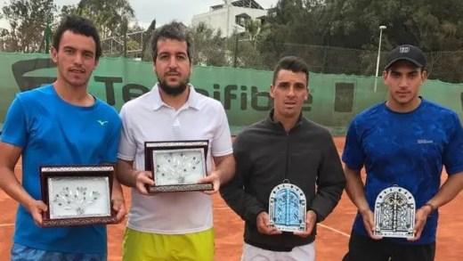 Gonçalo Oliveira conquista 18.º título de pares da carreira na Tunísia