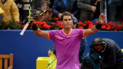 Rafael Nadal: de rei a imortal em Barcelona