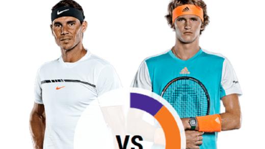 Quinta-feira de sonho em Monte Carlo: Nadal-Zverev, Thiem-Goffin, Murray, Djokovic e Wawrinka!