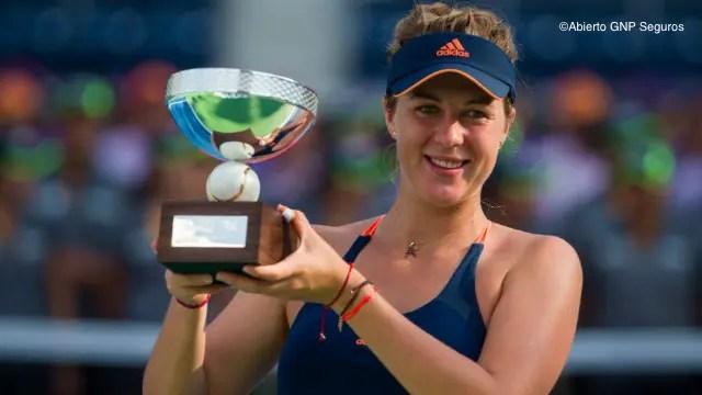 Pavlyuchenkova bate Kerber, vence em Monterrey pela 4.ª vez (!) e Serena vai voltar a ser número um