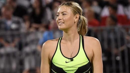 Segunda carreira de Maria Sharapova arranca esta quarta-feira à tarde
