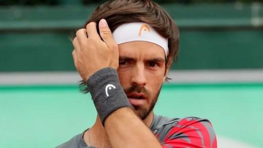 Gastão Elias não resiste à primeira ronda no Challenger de Milão