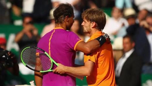 [Video] Rafael Nadal x David Goffin: Terá sido este o jogo do ano?