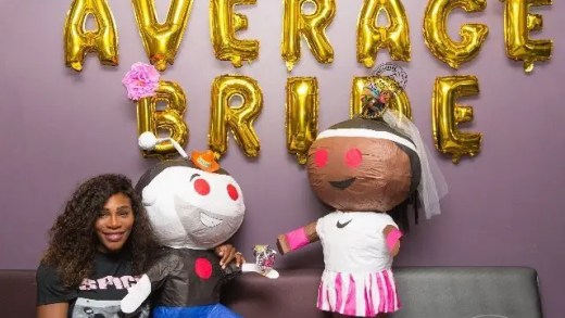[Fotos] Serena Williams já celebrou a sua despedida de solteira