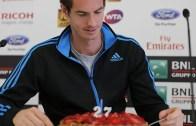 [VÍDEO] Feliz aniversário, Andy Murray! Os desejos de Wawrinka, Djokovic ou Dimitrov