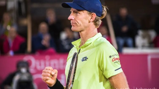 Kevin Anderson trava Richard Gasquet e é semifinalista no Estoril