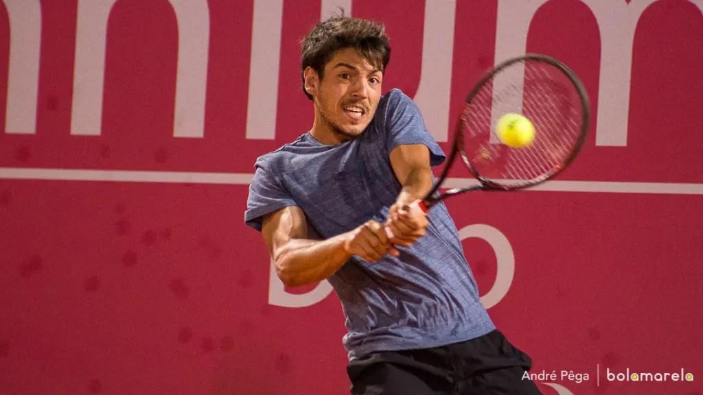 João Domingues apresenta-se em bom plano mas acaba eliminado no Open da Austrália