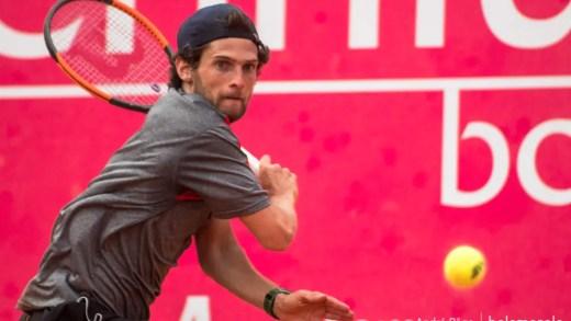 EM FRENTE. Pedro Sousa derrota PRINCIPAL FAVORITO do qualifying de Wimbledon