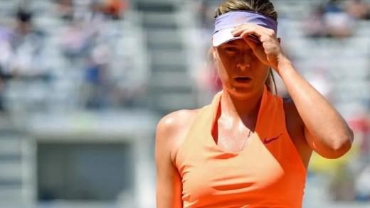 ÚLTIMA HORA: Sharapova não quer wild card para Wimbledon e vai disputar a fase de qualificação