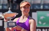 Este é o novo top 10 WTA após o título de Svitolina em Roma