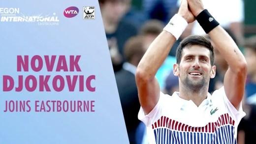 CONFIRMADO: Novak Djokovic joga torneio ATP em relva pela primeira vez em sete anos