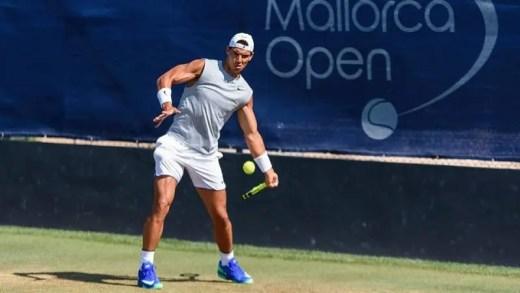 Rafa Nadal: «O meu nível ainda não é suficiente para competir em Wimbledon da forma que quero»