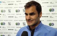 Federer admite: «Tremi depois de perder em Estugarda. Tive de me lembrar que até jogo bem em relva!»