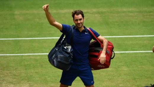 Federer: «Prefiro jogar em Estugarda e Halle do que em Roland Garros»