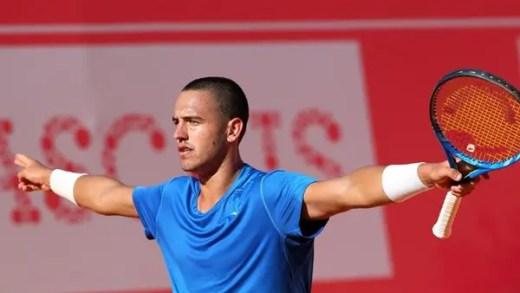 Gonçalo Oliveira entra nos 230 primeiros e regista novo máximo de carreira no 'ranking' ATP