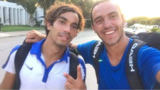 Gonçalo Oliveira falha título de pares na Tunísia e regressa agora a Portugal
