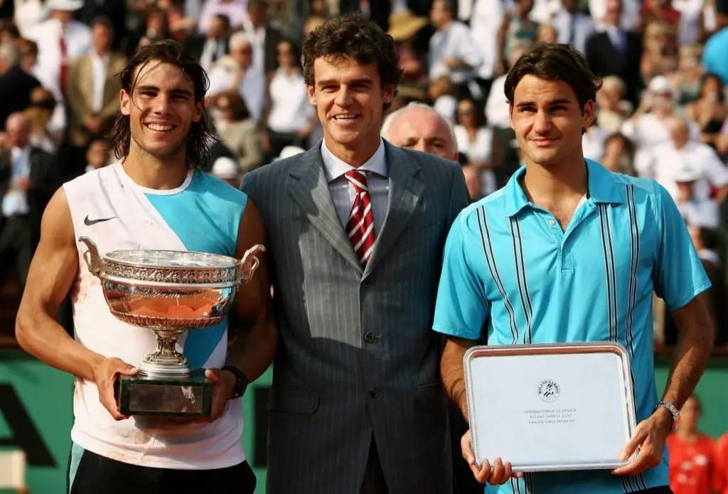Eis a teoria de Guga Kuerten: Domínio de Nadal empurrou o público para Federer