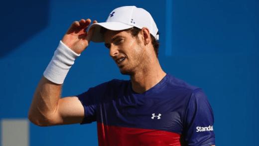 Murray e Raonic, finalistas de Wimbledon e do Queen's Club, ELIMINADOS na 1.ª ronda em Londres