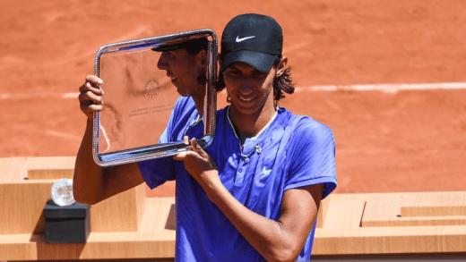 Roland Garros: Aleixei Popyrin conquista o título em juniores