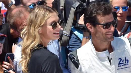 Maria Sharapova está a assistir à maior corrida de resistência do Mundo