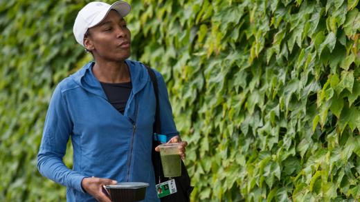 Venus Williams reduziu a velocidade e respeitou a sinalização no acidente mortal na Florida