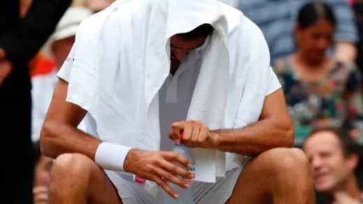 Marin Cilic também não vai ao Masters 1000 de Montreal devido a lesão