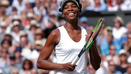 Venus Williams confirma regresso a Wimbledon: «vai haver mais oportunidades»