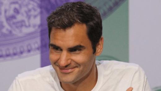 Federer admite mudar de personalidade conforme… a língua que fala
